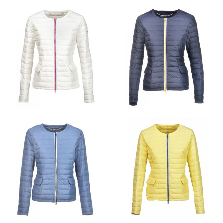 #jacket #eiderdowns #downjacket #women #girl #newcollection #spring #summer #fashion #fashionstyle #italianstyle #fashionwoman #cool #clothes #jackets #musthave #sporty  #girl #white #blue #yellow #lightblue #jeans #pinterest #followus