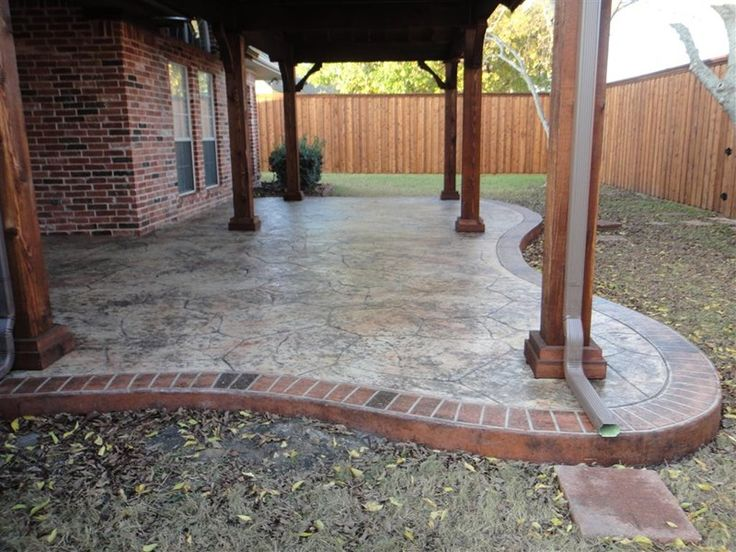 18 best stamped concrete images on pinterest | stamped concrete