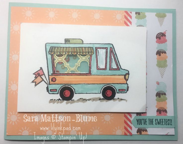 Welcome to my stop of the Stampin' Addicts Sale-a-bration Blog Hop! Starting January 4th through March 31st, you can get one of the products...