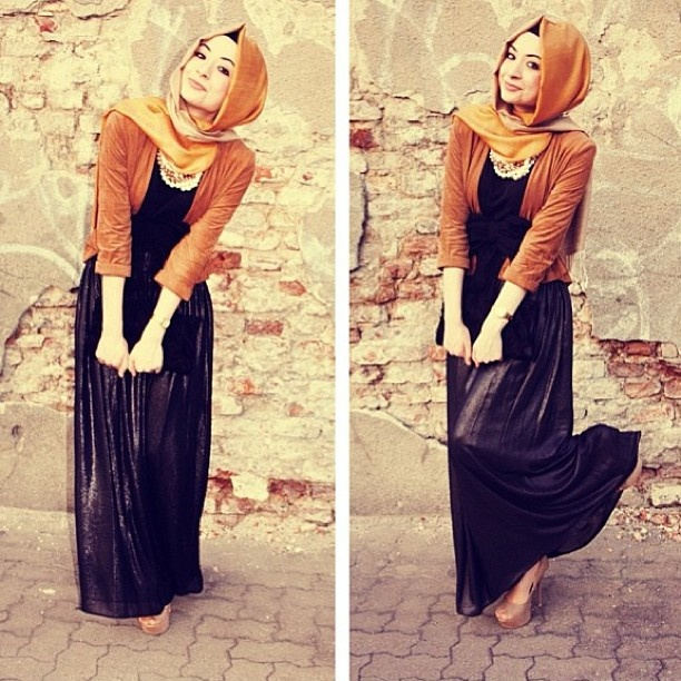 ❤ hijab style why do they look so gorgeous... mhmm Im NOT jelous... maybe I´am...