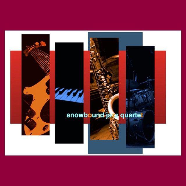 Snowbound Jazz Quartet - Jazz Concert Advert