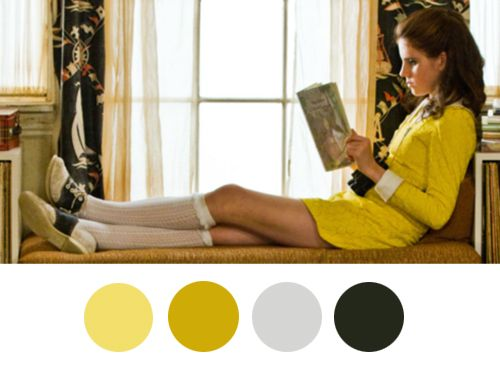 Wes Anderson Palettes.Suzy - I've always wanted to be an orphan. Most of my favorite characters are.