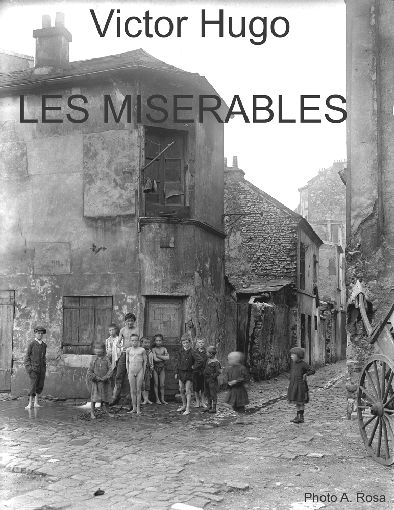 Via this page, one can find the full text of Les Misérables in French available online.