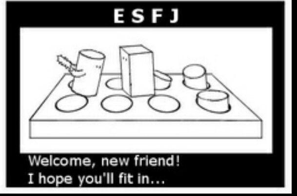 """ESFJ Personality (""""The Consul"""")"""