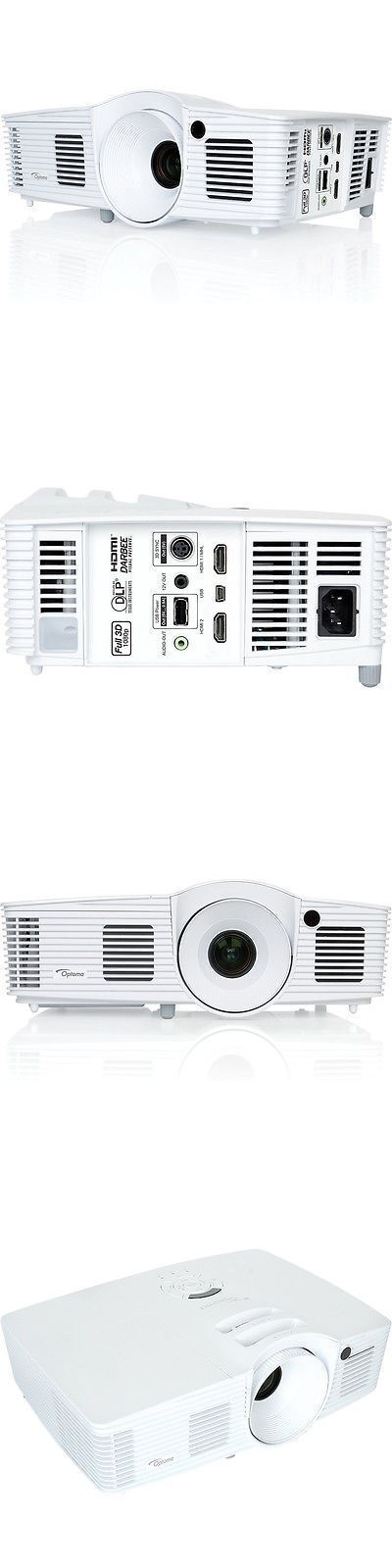 Home Theater Projectors: Optoma Hd28dse 1080P 3D Dlp Home Theater Projector BUY IT NOW ONLY: $670.0 #hometheatreprojectors