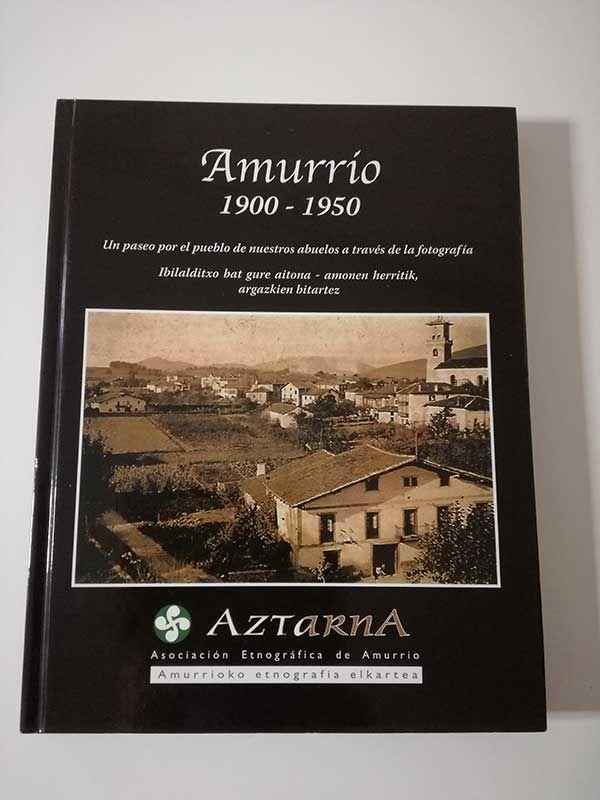 Amurrio 1900-1950 | Bea Camargo, diseñadora gráfica