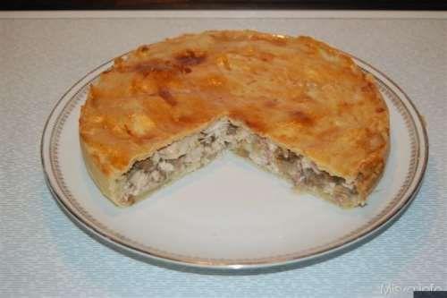 Ricette inglesi Chicken pie