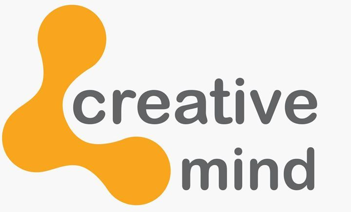 Creative Mind Logo design☺