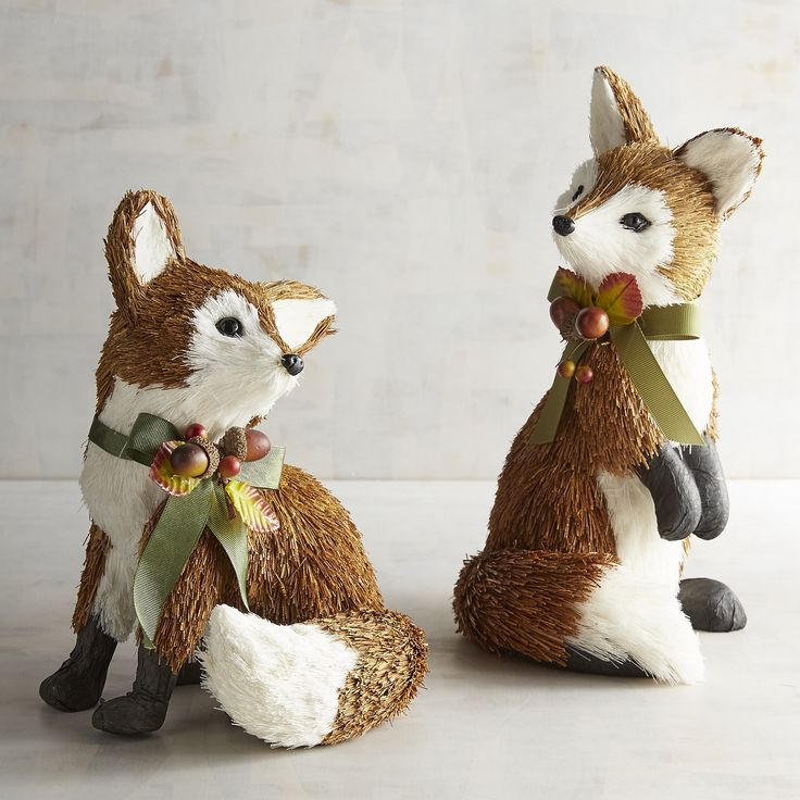 Natural Foxes