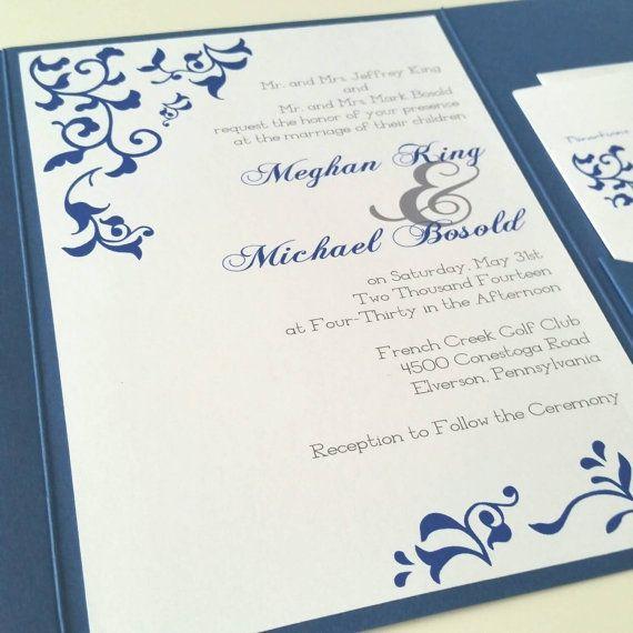32 best wedding invitations images on pinterest bridal