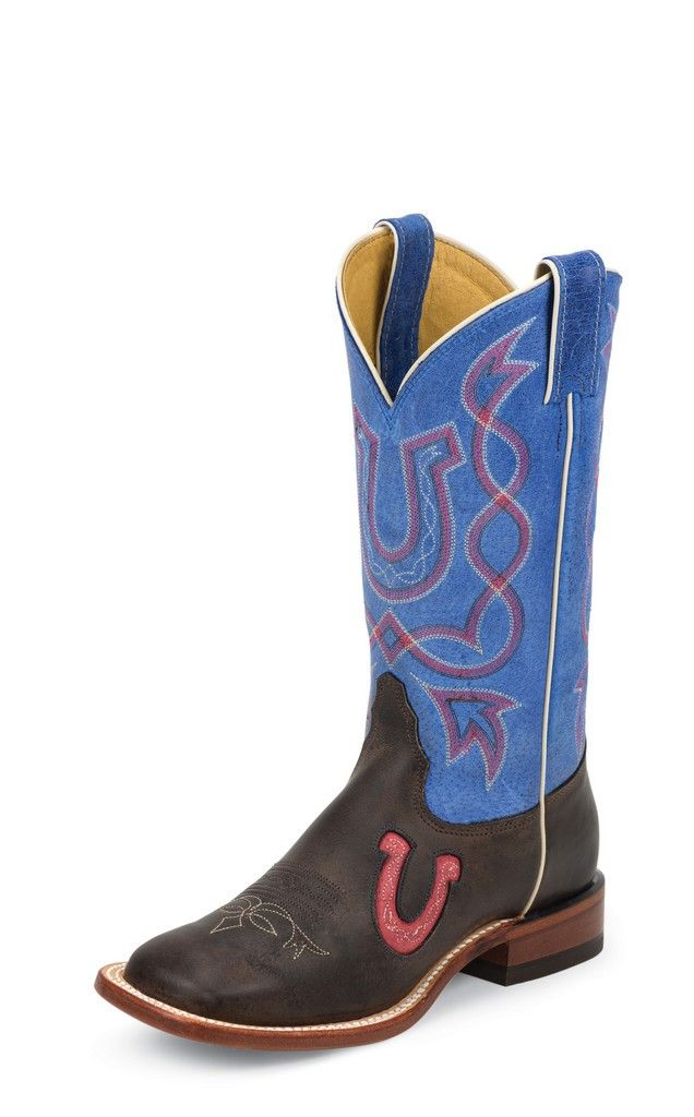 "Tony Lama Women's 12"" Chocolate Century Boots TC1009L"