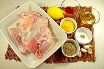 Ψητό Μαριναρισμένο Αρνάκι: Μια υπέροχη συνταγή για μαρινάδα, κατάλληλη για αρνάκι και κατσικάκι!