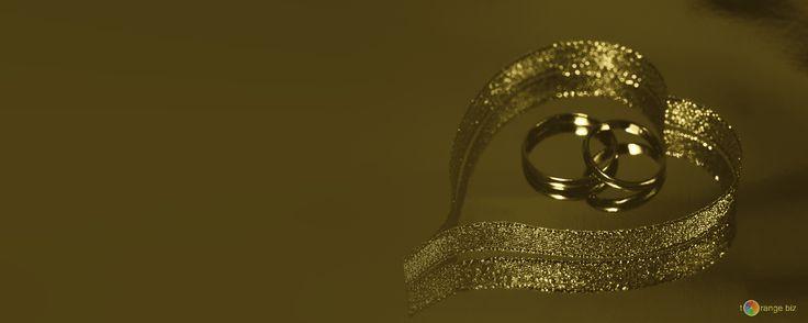 Foto gratis Biglietto di S. Valentino di Oro Nastro anelli da http://it.torange.biz/7154.html  #Amore #Cuore #Creazione #Celebrazione #Inverno #Sfondo #Illustrazione #Oro #Decorazione #Anello #Oggetto #Stile di vita #Struttura