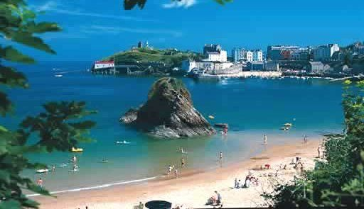 One of my favourite places in Wales - Saundersfoot outside of Tenby on the south coast