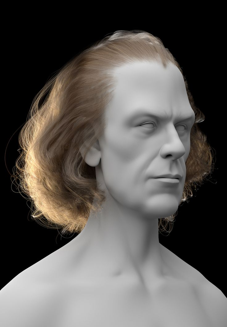 A Brief Guide on Grooming Hair with XGen in Maya - article | CGSociety