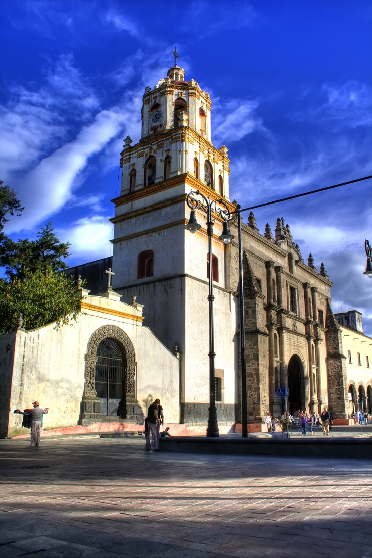 Coyoacan, Mexico City, Mexico