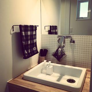 洗面台/名古屋モザイク