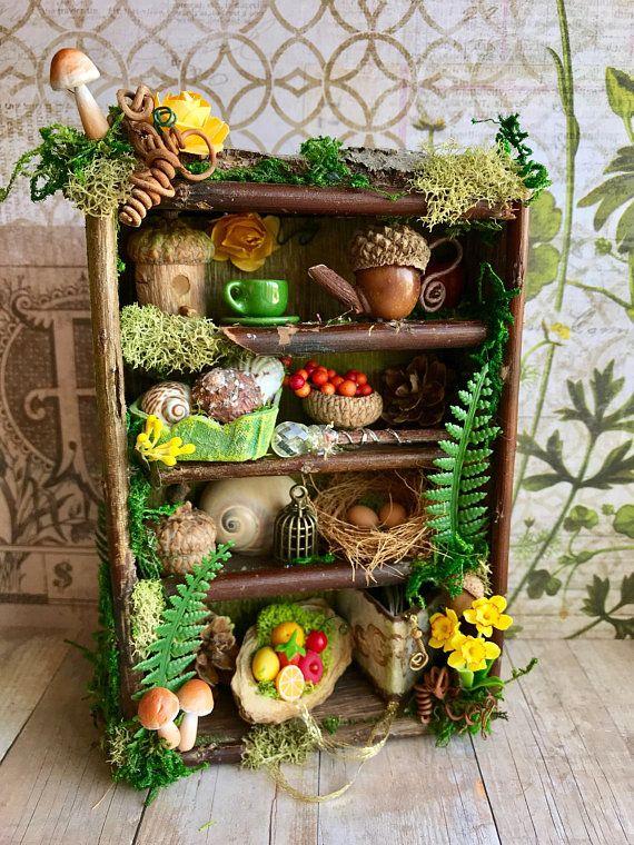 Buy 3 Save $5 Miniature Dollhouse Fairy Garden Mice Picnic Set