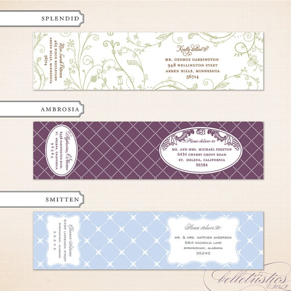 17 Best Images About Wedding Invitations On Pinterest