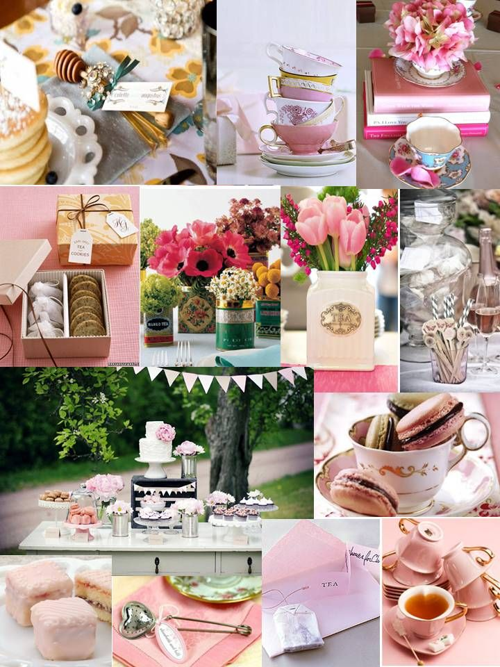 32 best mothers day tea images on pinterest mother 39 s day for Unique tea party ideas