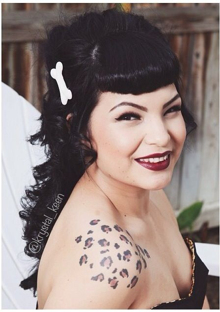 Bettie Bangs Rockabilly Pinup Pinuphair My