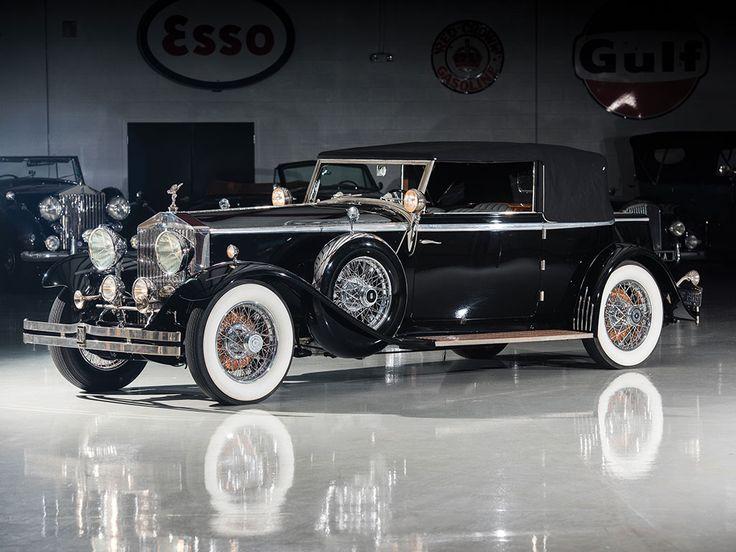 1931 rolls-royce