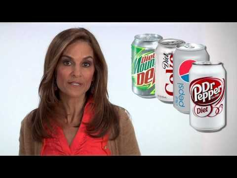 Joy Bauer tells you why you don't want to be drinking soda (including diet)!