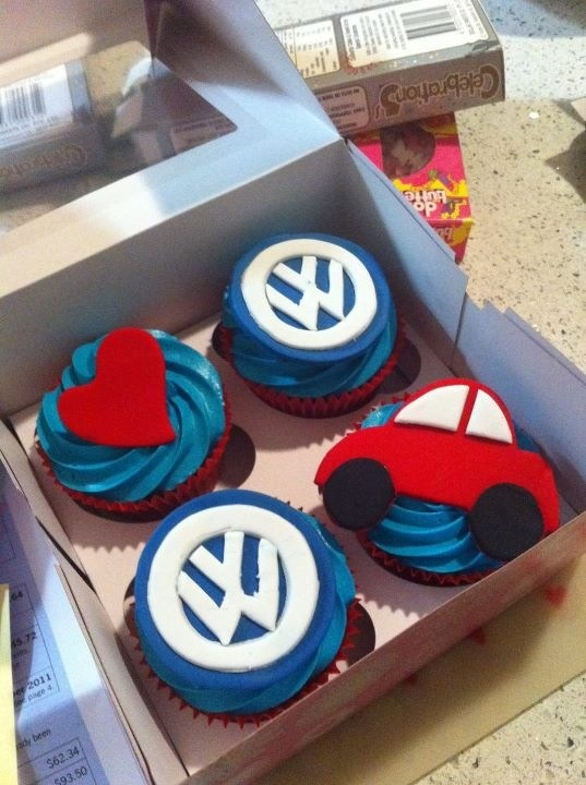 Used Cars Hammond La >> 130 best Das VW Cakes and Cookies images on Pinterest