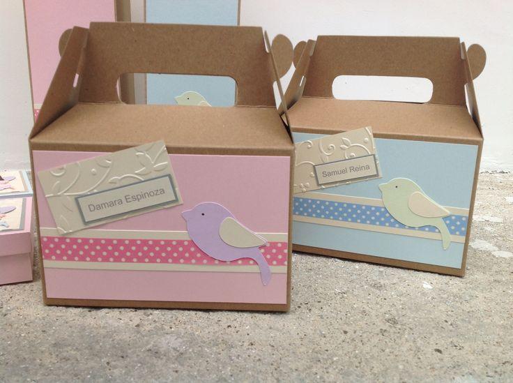 Cajas dulces