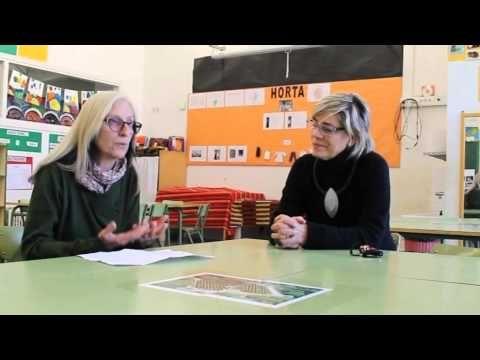 Ambients d'aprenentatge de lliure circulació Pit Roig - YouTube