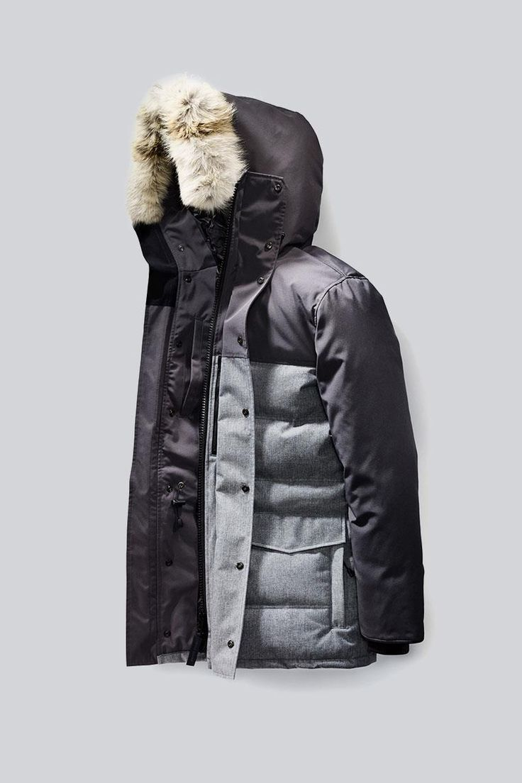 Canada Goose Black Label Clarence Coat (multiple colours)