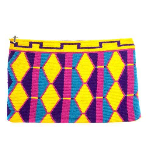 Viche Clutch - Wayuu Bags | Chila Bags