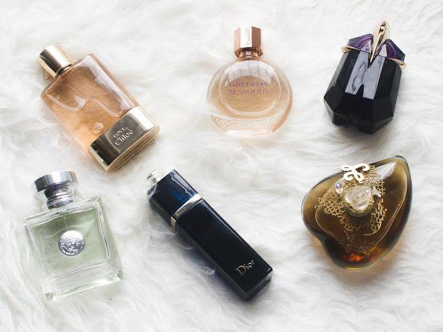 Perfume favourites 2015