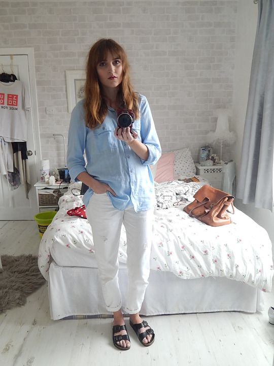 ... Birkenstock Outfit Tumblr ...