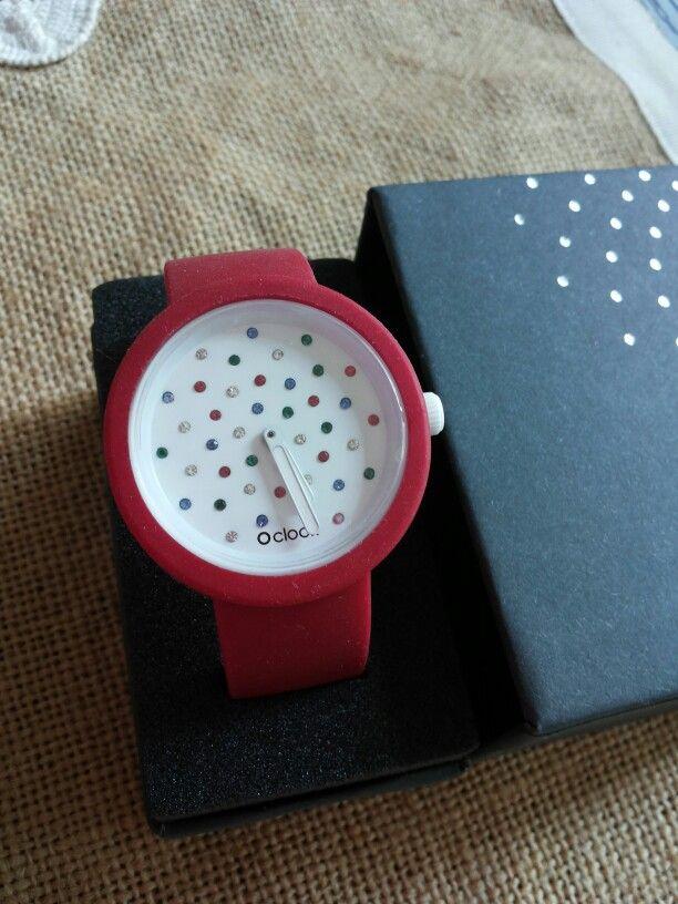 O clock crystal