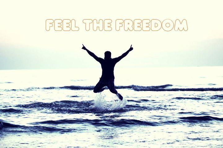 Feel the Freedom, Be a Freelancer.