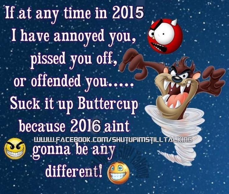 cartoon new year quotes