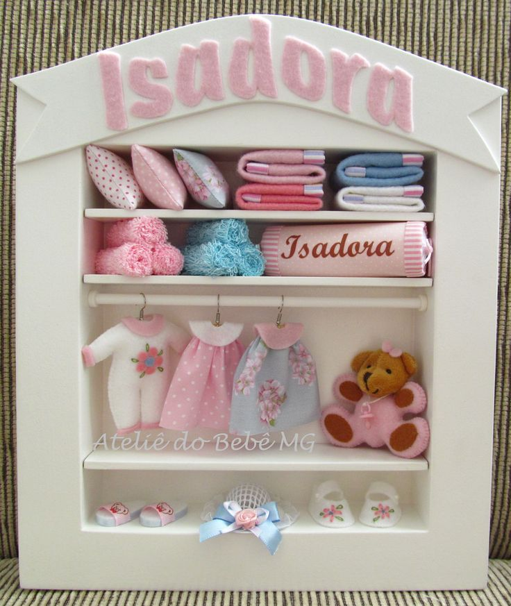 Quadrinho Mini Closet roseaneatelier.blogspot.com