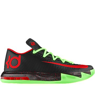 Just customized and ordered this KD VI iD Men's Basketball Shoe from  NIKEiD. #MYNIKEiDS