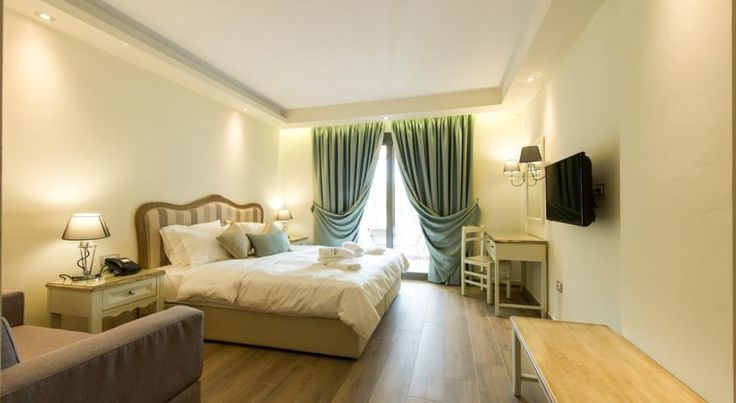 £71 Featuring an outdoor pool, the recently renovated Adam's House is located in Parga.