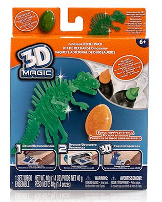 3D Magic Тиранозавр Рекс