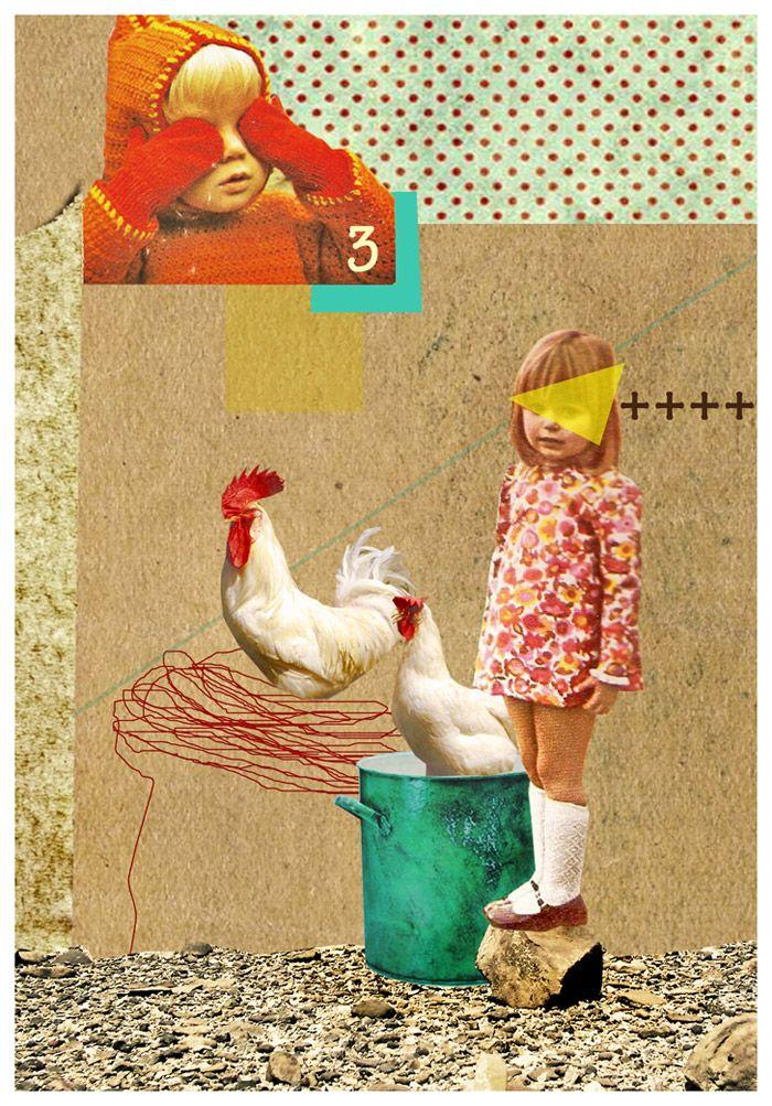 Creative Digital Art & Illustrations by Mirella Nania: Bimba