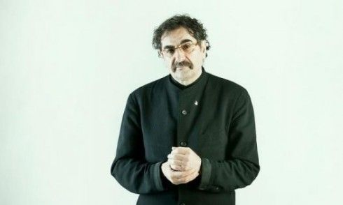 Shahrām Nāzeri; born 18 February 1950 in Kermanshah) is a contemporary Iranian tenor from Kermanshah who sings classical. He has been accompanied by some of the authorities of Iranian traditional music such as Jalil Shahnaz, Alizadeh, Jalal Zolfonoun and Payvar. He often works with his son Hafez Nazeri, a composer.  Born in a Kurdish family