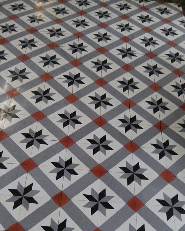 #cementtiles, #отделка, #плитка, #дизайнеринтерьера, #дизайнпроект…