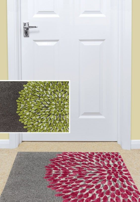 Carpets Modern rugs Designer rugs Shaggy rugs Sisal rugs Carpet underlay. Dirt trap Dirt-absorbing carpets dirt-catching mats. Curtains Eyelet curtain Loop Curtain Pillows Bathmats Half-curtain. The Schöner Wohnen dirt-catching mat combines functionality and design at the same time. | eBay!