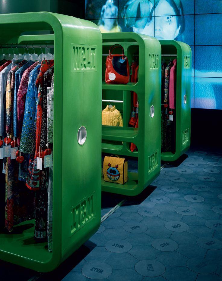W. & L .T. Shop Concept