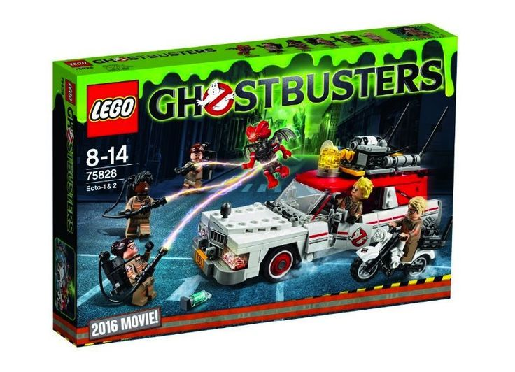LEGO Ghostbusters Building Set #LEGO #ghostbusters #building #kids #toy #christmas #xmas #gift