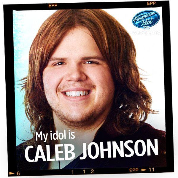 American Idol 2014 Top 10 Caleb Johnson