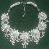 Sparkle, Shimmer and Shine – 3 DIY Bridal Necklaces