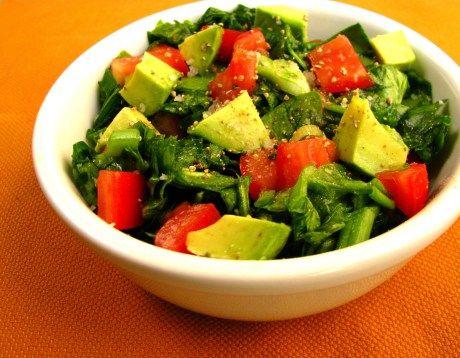 salada de espinafre cru copie